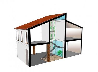Bioclimatic House Castellón 2