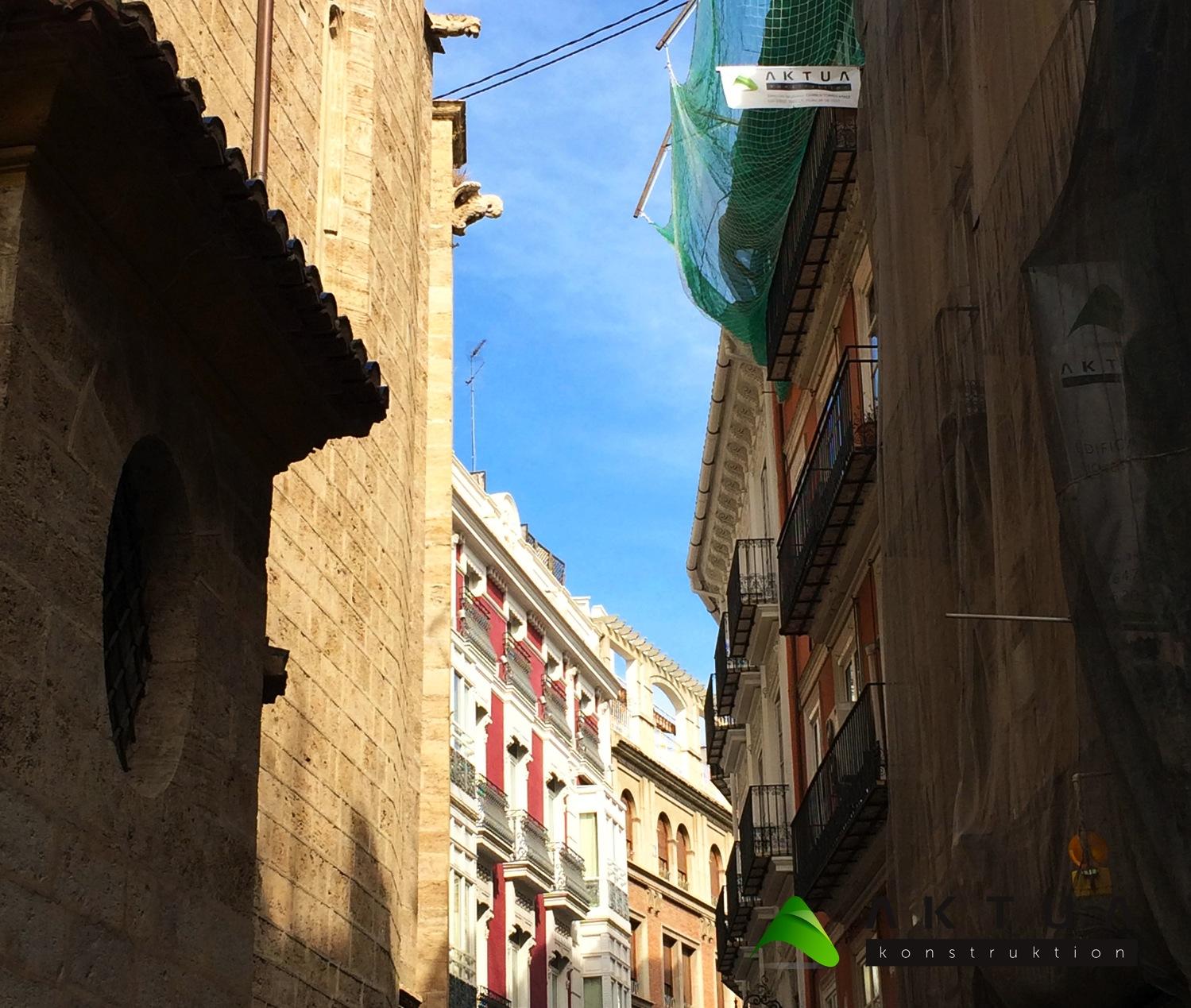 Rehabilitación edificios Valencia: bioconstrucción y ahorro energético
