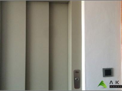 Elevator installation in Segorbe, Castellón
