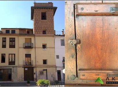 Facade rehabilitation in Segorbe, Castellón