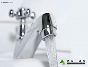 perlizador para ahorro de agua