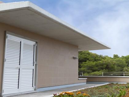 Casas bioclimáticas, ¿qué es la inercia térmica?