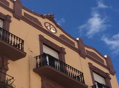 Rehabilitación edificio de viviendas en Cabanyal, Valencia