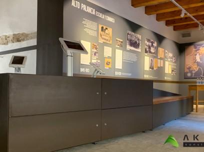 Rehabilitación Museo Rubio, escuelas rurales, Geldo, Castellón